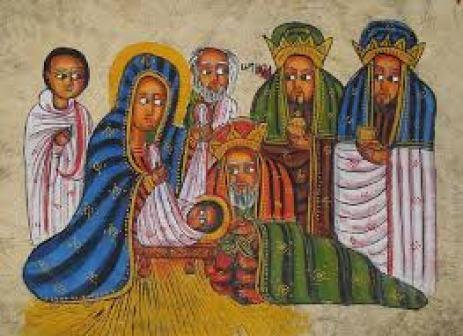 ETIOPIA Genna