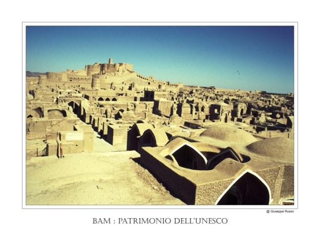 BAM PATRIMONIO DELL'UNESCO