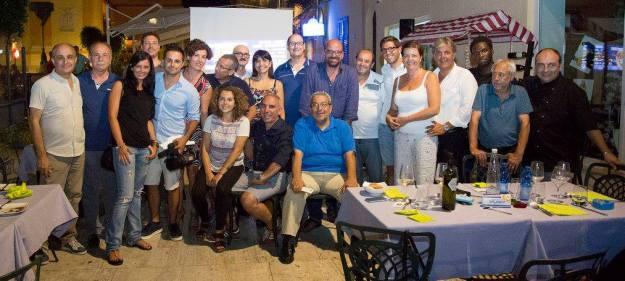 PARTECIPANTI all conferenza stampa foto di Alberto Agrusa